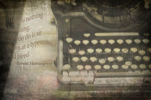 Hemingway typewriter